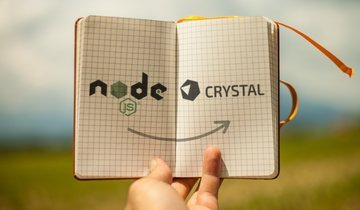 Journey From Node To Crystal