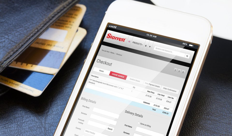 a shop in every pocket, on every desk with responsive ecommerce websites  find out more