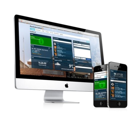 Responsive Web Design suitable for use on a variety of devices